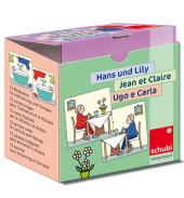 Hans und Lily - Sprachimpulskarten