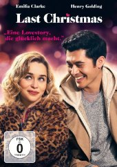 Last Christmas, 1 DVD Cover