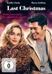 Last Christmas, 1 DVD Cover