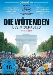 Die Wütenden - Les Misérables, 1 DVD Cover