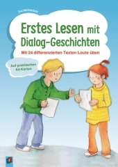 Erstes Lesen mit Dialog-Geschichten