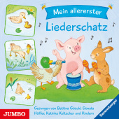 Mein allererster Liederschatz, 1 Audio-CD Cover