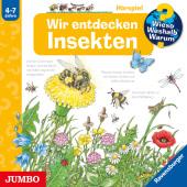Wir entdecken Insekten, Audio-CD