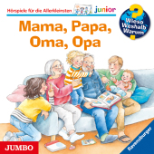 Mama, Papa, Oma, Opa, Audio-CD Cover