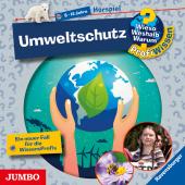 Umweltschutz, Audio-CD Cover