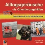 Alltagsgeräusche als Orientierungshilfe, Audio-CD