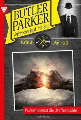 Butler Parker 183 - Kriminalroman