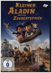 Kleiner Aladin und der Zauberteppich, 1 DVD Cover
