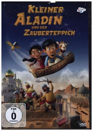 Kleiner Aladin und der Zauberteppich, 1 DVD