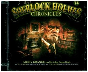 Sherlock Holmes Chronicles - Abbey Grange