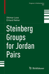 Steinberg Groups for Jordan Pairs