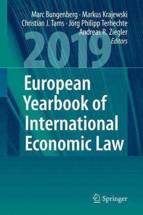 European Yearbook of International Economic Law 2019