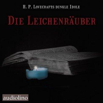 Die Leichenräuber, 3 Audio-CD