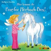 Ponyfee Hörbuch-Box, 5 Audio-CD