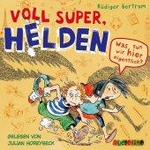 Voll super, Helden - Was tun wir hier eigentlich?, 2 Audio-CD