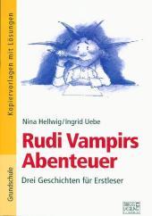 Rudi Vampir - Arbeitsheft 1