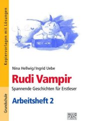 Rudi Vampir - Arbeitsheft 2