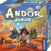 Andor Junior (Kinderspiel) Cover