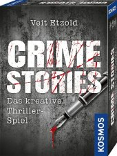 Veit Etzold - Crime Stories (Spiel) Cover