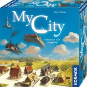 My City (Spiel) Cover