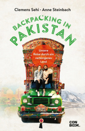 Backpacking in Pakistan Cover