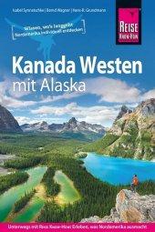 Kanada Westen mit Alaska Cover