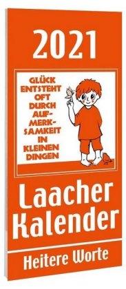 Laacher Kalender Heitere Worte 2021