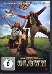 Mein Freund, der Clown, 1 DVD Cover