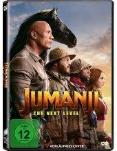 Jumanji : The Next Level, 1 DVD