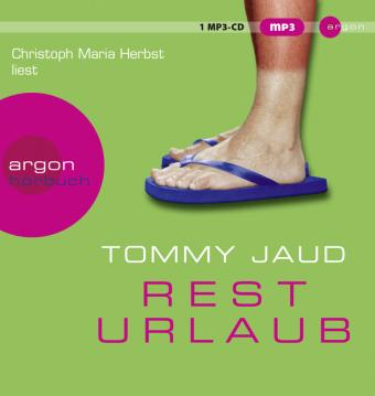 Resturlaub, 1 Audio-CD, MP3