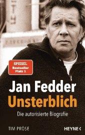 Jan Fedder - Unsterblich Cover