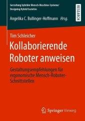 Kollaborierende Roboter anweisen