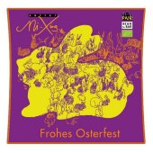 Zotter Mi-Xing, Frohes Osterfest, Hasy Himbeer-Vanille (Schokolade)