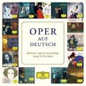 Oper auf Deutsch, 15 Audio-CDs