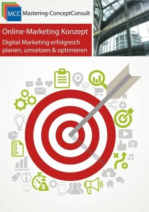 Online-Marketing Konzept