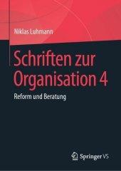 Schriften zur Organisation 4