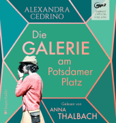 Die Galerie am Potsdamer Platz, 2 Audio-CDs Cover