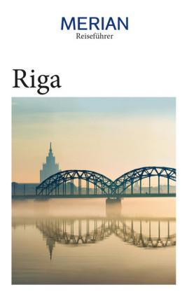 MERIAN Reiseführer Riga