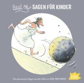 Best of Sagen für Kinder, Audio-CD Cover