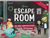Escape Room Adventskalender - Die drei unheimlichen Geschenke