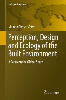 Perception, Design and Ecology of the Built Environment