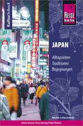 Reise Know-How KulturSchock Japan Cover