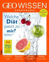 GEO Wissen Ernährung / GEO Wissen Ernährung 08/20 - Welche Diät passt zu mir?