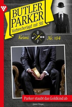 Butler Parker 184 - Kriminalroman