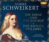 Die Dirne und der Bischof und Das Antlitz der Ehre, 2 Audio-CD, MP3
