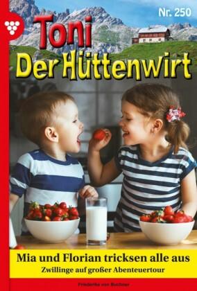 Toni der Hüttenwirt 250 - Heimatroman