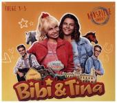 Bibi & Tina - Die Hörspiele zur Serie, 2 Audio-CD Cover