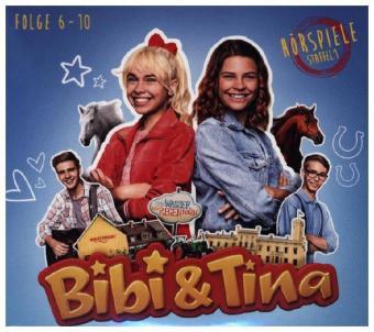 Bibi & Tina - Die Hörspiele zur Serie, 2 Audio-CD