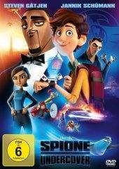 Spione undercover - Eine wilde Verwandlung, 1 DVD Cover