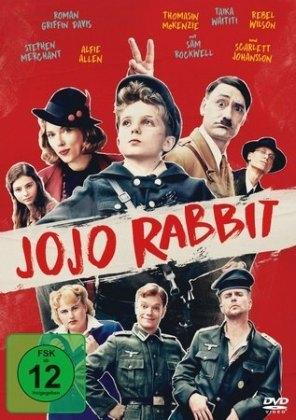 Jojo Rabbit, 1 DVD